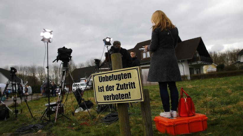 Montabaur: TV-Journalisten in Montabaur