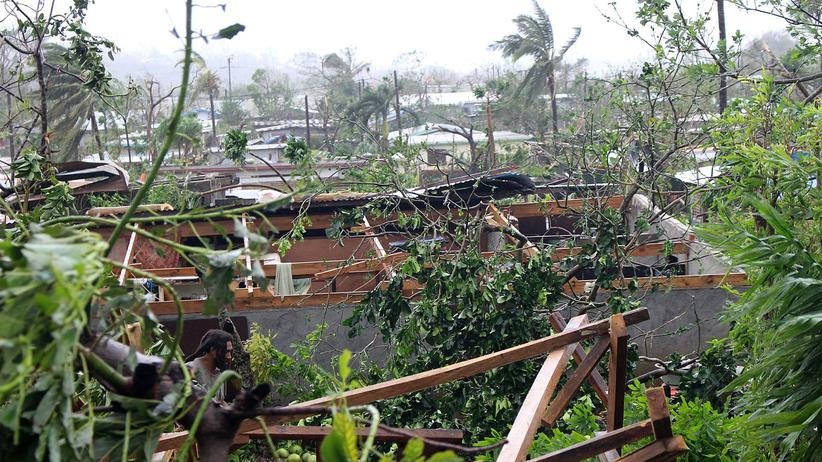 Vanuatu: Zyklon hinterlässt Verwüstung auf Pazifikinsel
