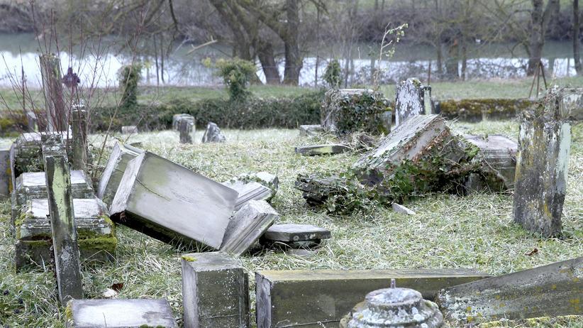 Antisemitismus Frankreich
