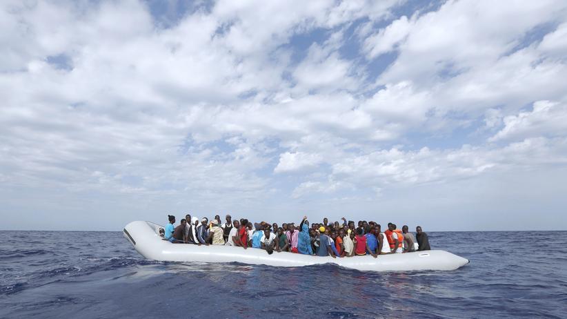 Asyl: Europas Türsteher in Afrika