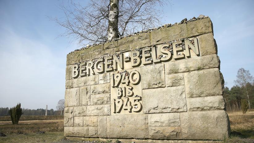 Bergen-Belsen Denkmal