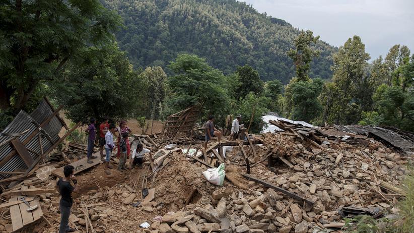 Nepal: Neue Lawine verschüttet Dorf mit 250 Einwohnern