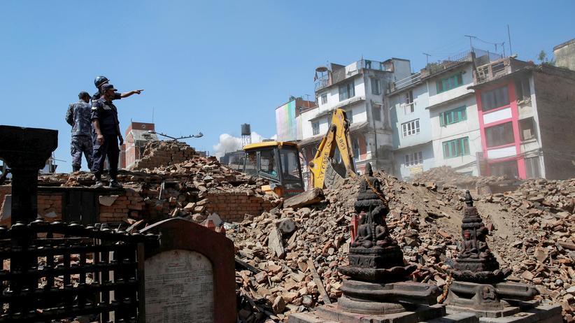 Erdbeben in Nepal: Und ständig naht das nächste Beben