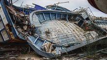 Flüchtlinge Bootsunglück Europa