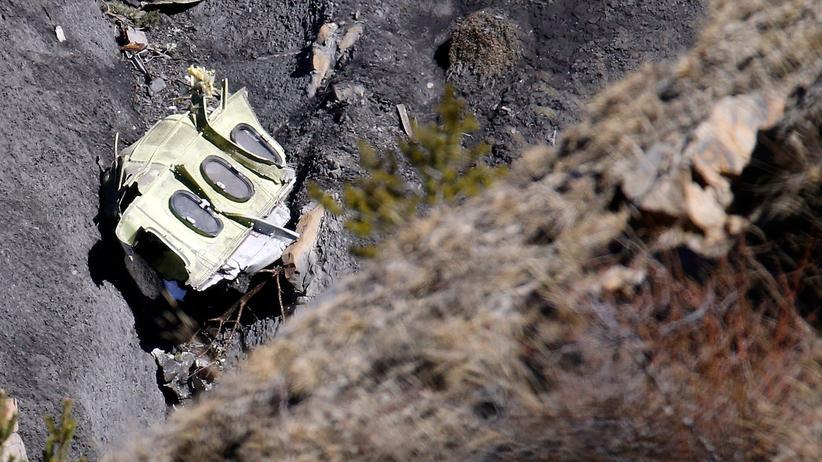 Germanwings: Zweite Blackbox bestätigt Absturzabsicht des Copiloten