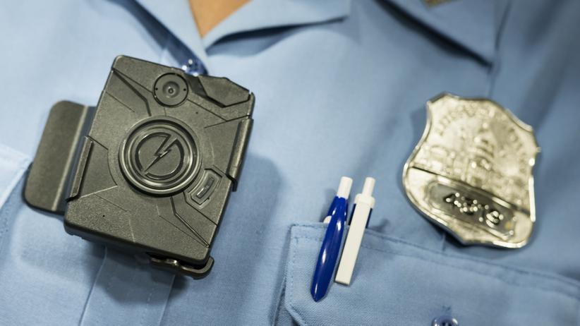 South Carolina: Körperkamera eines Polizisten in Washington D.C.
