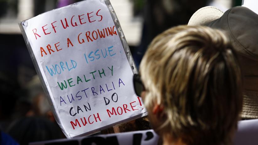 Australien Kambodscha Flüchtlinge