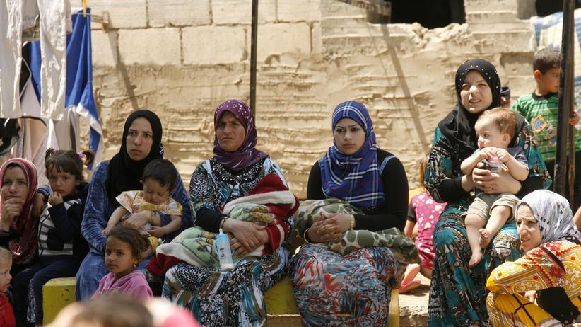 Politik, Flucht, Libanon, Flüchtling, Syrien, Bürgerkrieg, Aleppo, Beirut, Damaskus, Saudi Arabien