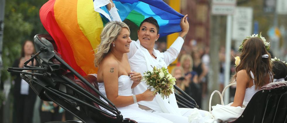 Gleichgeschlechtliche Ehe Homoehe Lebenspartnerschaft
