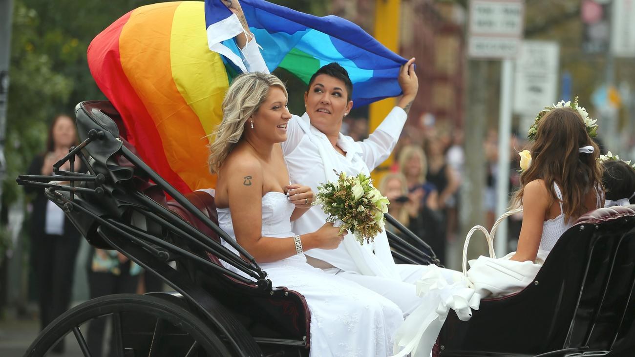 Gleichgeschlechtliche Ehe in Spanien Euronews