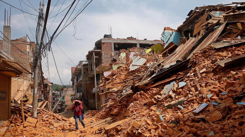 Erdbeben: Wandergebiet in Nepal evakuiert