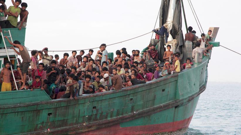 Gesellschaft, Flüchtlinge in Südostasien, Bootsflüchtling, Myanmar, Bangladesch, Indonesien, Malaysia, Südostasien, Armutsgrenze, Flüchtling, Minderheit