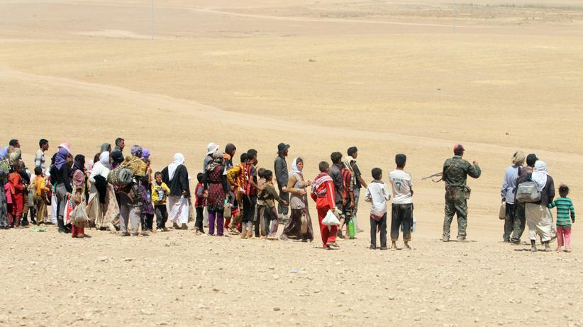 Jesidische Asylbewerber: Yousefs Schicksalsfrage