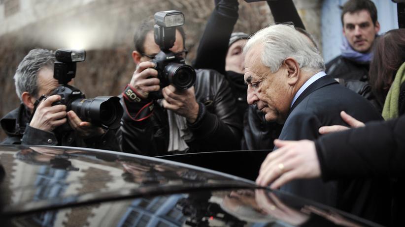 Zuhälterei-Prozess: Strauss-Kahn kann auf Freispruch hoffen
