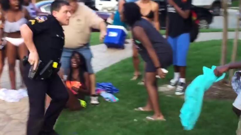 Texas Polizeigewalt
