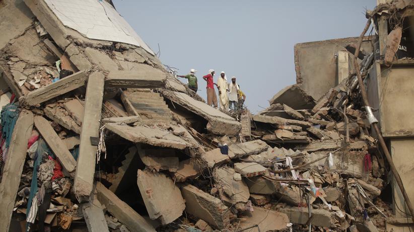 Bangladesch: 41 Mordanklagen wegen eingestürzter Textilfabrik