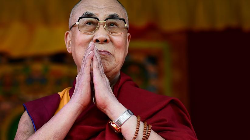Dalai Lama: Glückwunsch, eure Deftigkeit!