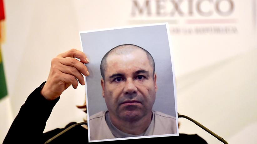 Mexiko: USA erklären El Chapo zum Staatsfeind Nummer eins