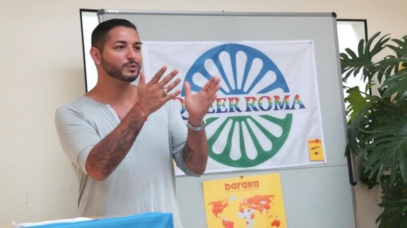 """Initiative """"Queer Roma"""": """"Roma und schwul, geht das überhaupt?"""""""