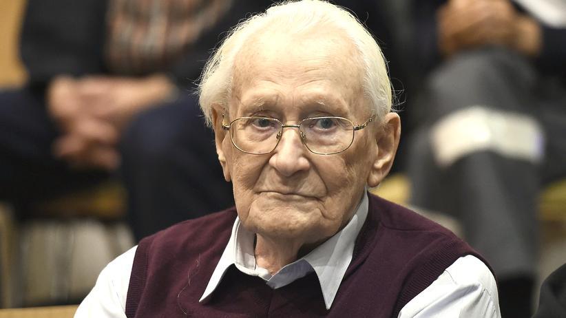 Oskar Gröning Auschwitz Nationalsozialismus