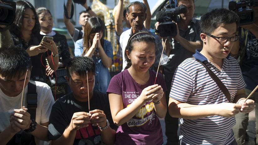 Bangkok Bombenanschlag