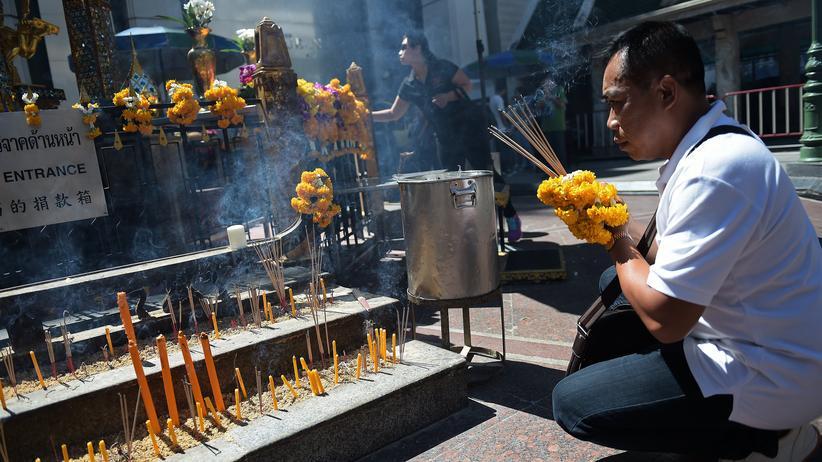 Erawan-Schrein in Bangkok