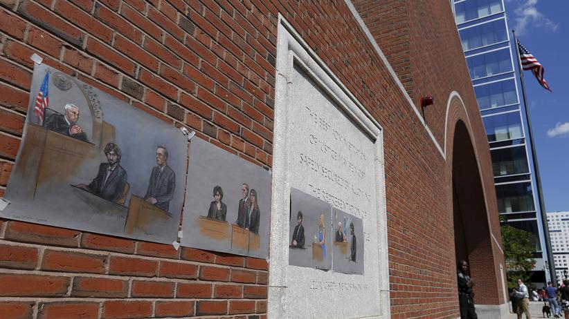 Boston-Attentäter: Zarnajew-Anwälte fordern neuen Prozess