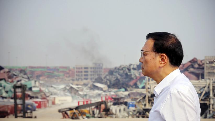 Tianjin: Die Zahl der Toten steigt, die Wut der Angehörigen auch
