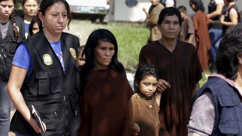 Peru: 54 Geiseln einer Guerillagruppe nach Jahrzehnten befreit