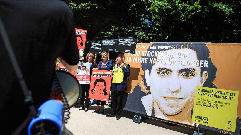 Raif Badawi: Saudi-Arabien verbittet sich Kritik der Bundesregierung