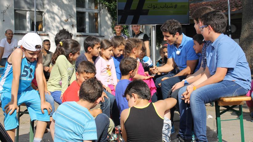 Asyl: Kein Opfer mehr sein