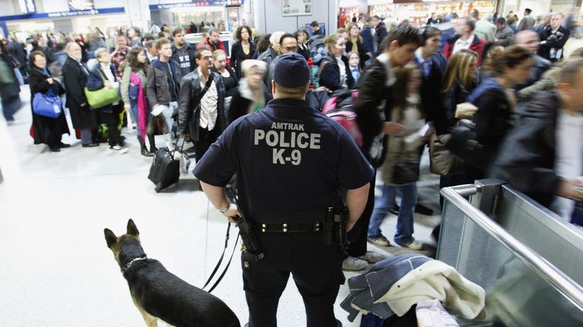 Thalys: EU-Minister beraten über Terrorschutz im Bahnverkehr