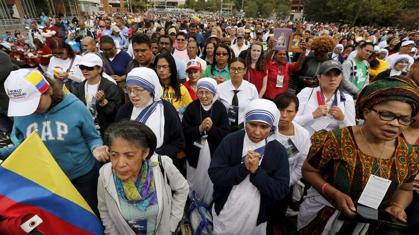 Franziskus: Papst stärkt Einwanderern in den USA den Rücken