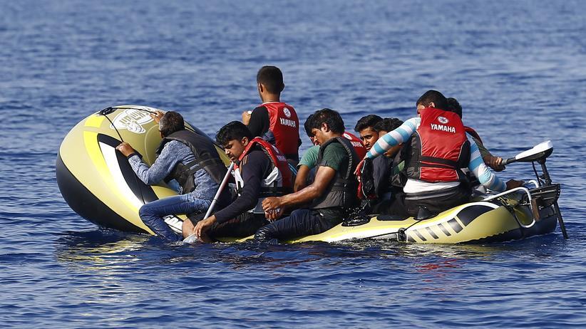 Libyen: Fast 5.000 Flüchtlinge aus dem Mittelmeer gerettet