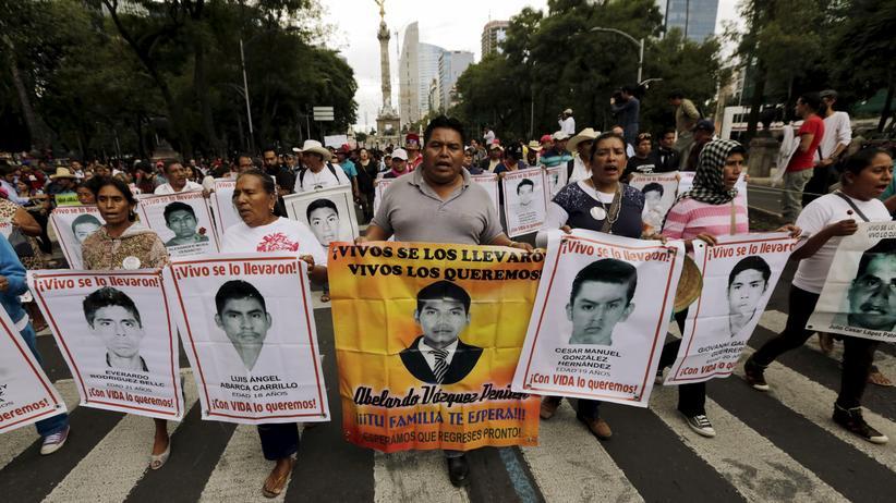 Mexiko: Hauptverdächtiger des Massakers an 43 Studenten in Mexiko festgenommen
