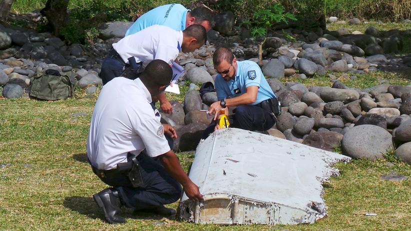 Boeing 777: Wrackteil stammt von Flug MH370