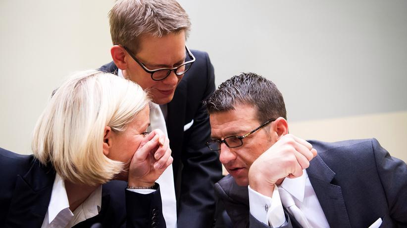 Entlassungsantrag: Zschäpes Anwälte müssen weitermachen