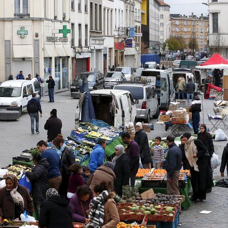 Belgien: Molenbeek, wieder einmal
