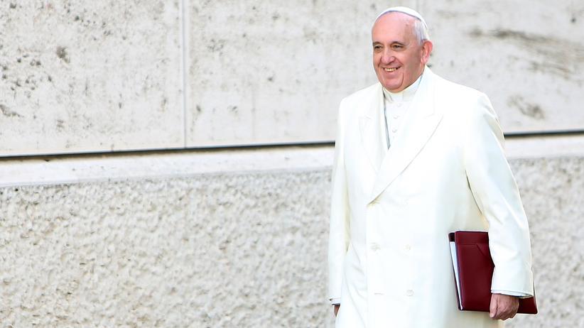 Gianluigi Nuzzi: Papst Franziskus