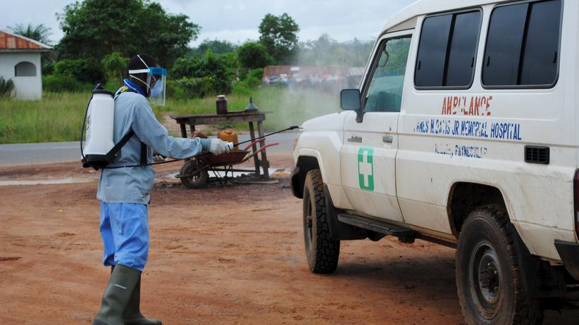 Westafrika: Drei neue Ebola-Fälle in Liberia