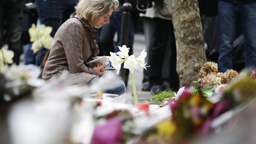Politik, Nach den Anschlägen, Flüchtling, Joachim Gauck, Krieg, Islamischer Staat, Terrorismus, Paris