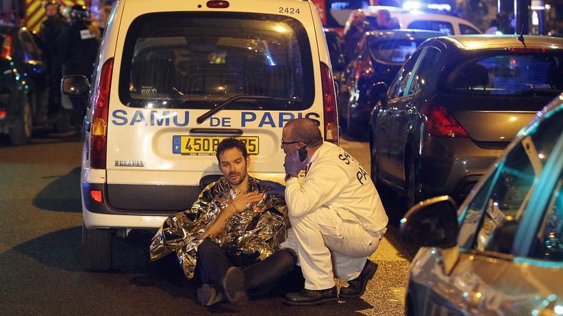Gesellschaft,  Paris, François Hollande,  Anschlag, Stadion, Geiselnahme, Frankreich, Charlie Hebdo