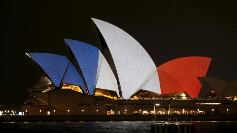 Frankreich: Die Welt trauert