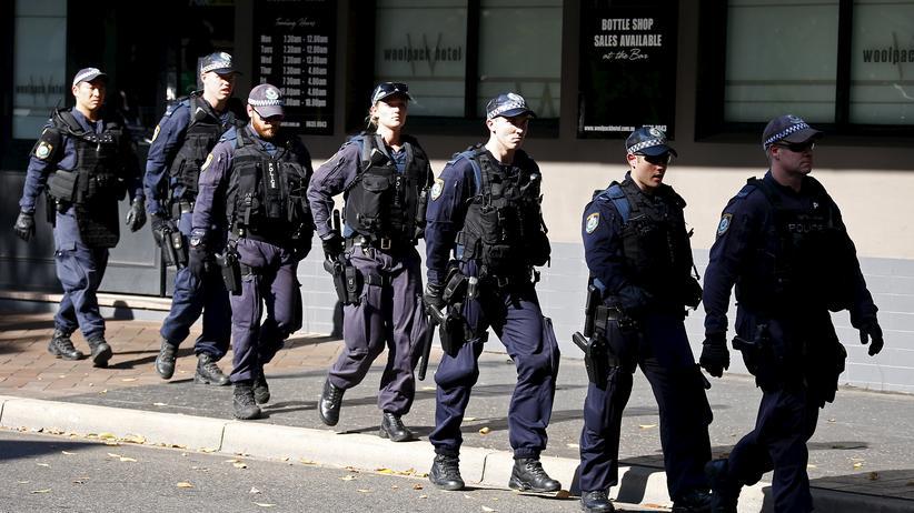 Australien: Zwei Festnahmen bei neuen Razzien gegen Extremisten