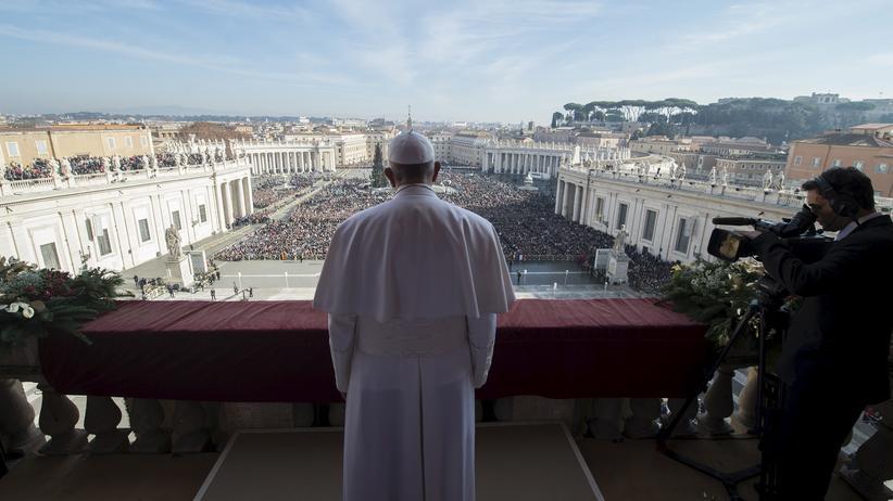 Weihnachtsbotschaft: Papst dankt Flüchtlingshelfern in aller Welt