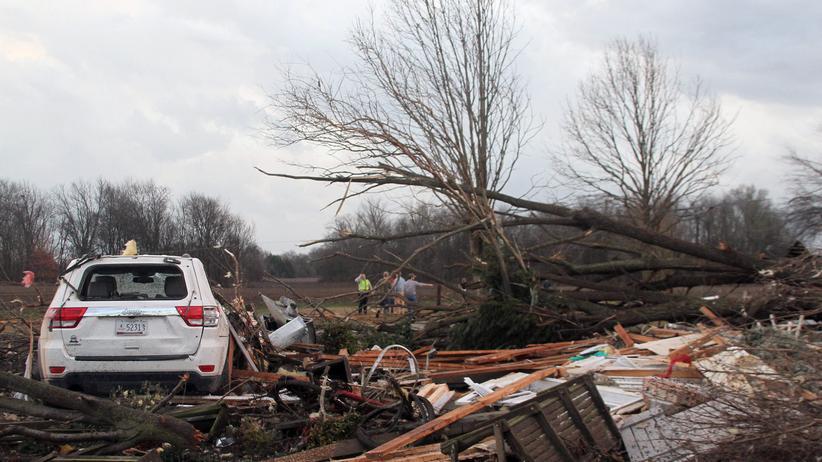 USA: Mindestens 14 Tote durch heftige Tornados
