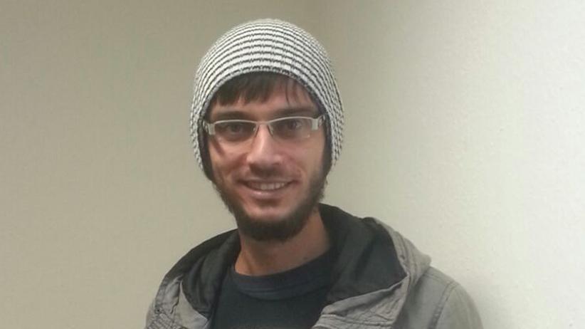 Der Syrer Basel Esa kam mit 23 Jahren nach Deutschland.