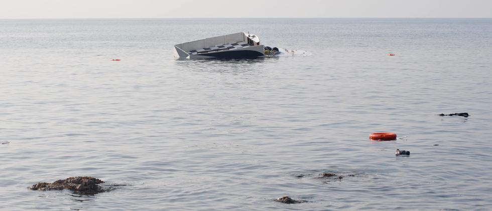 Bootsunglück Flüchtlinge Lesbos