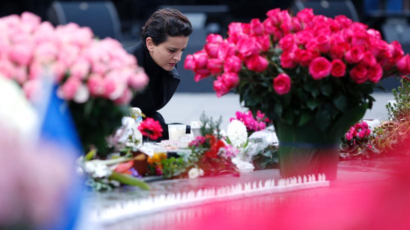 Gedenkfeier : Frankreich gedenkt der Opfer von Paris