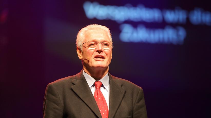 Der Pfarrer Ulrich Parzany vertritt die Hardliner unter den Evangelikalen.